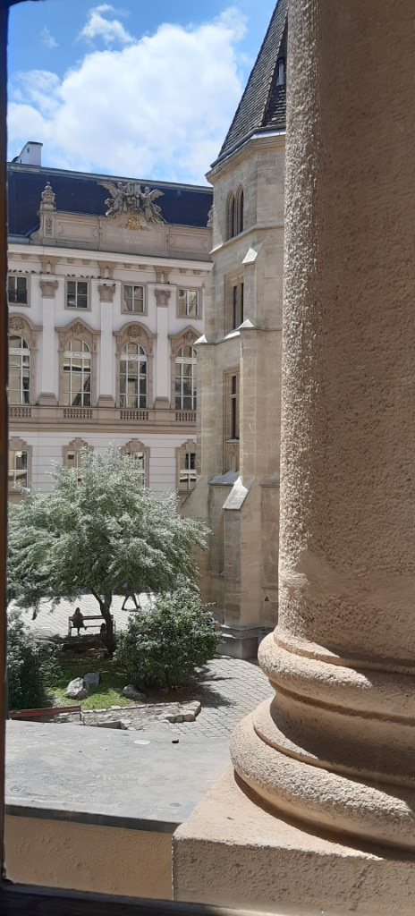 Palais Niederoesterreich, Vienna - Green Location for Events - Energy Tomorrow 2021