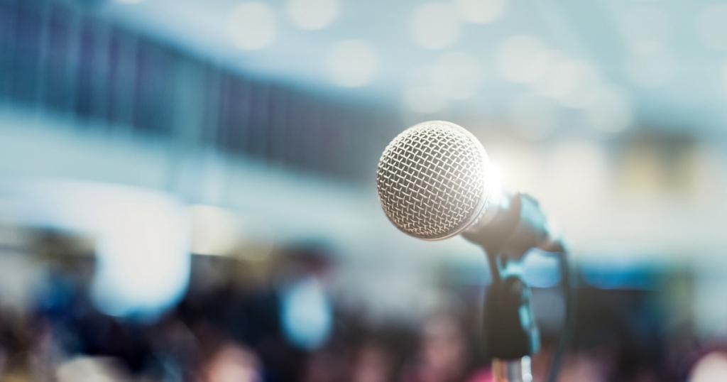 Eneryg Tomorrow Speaker