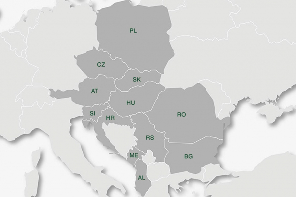 TPA Group experts from tax audit energy consulting and audit is active in Central and Eastern Europe!