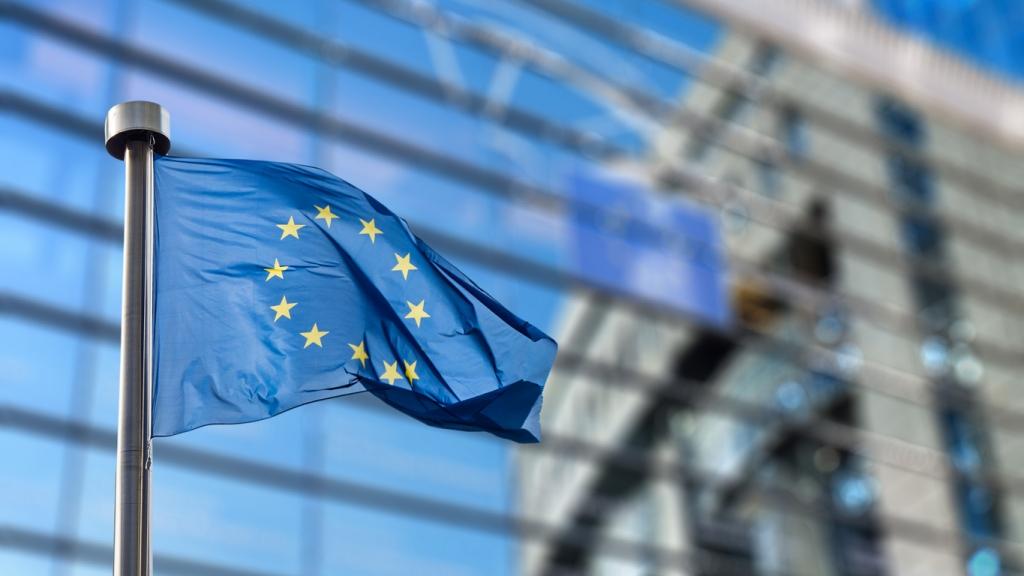 European Union flag - New tax